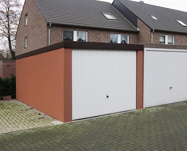 Exklusiv-Garagen und Garagenkrimis
