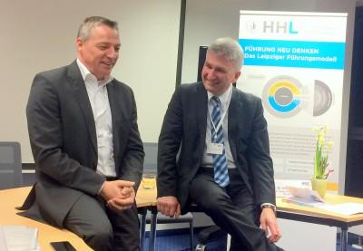 Leipziger Buchmesse: HHL und EEX diskutieren wertebasierte Führung in der Praxis