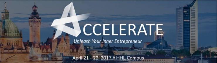 Startups: Jetzt für VC-Speed-Dating am 22. April 2017 an der HHL bewerben