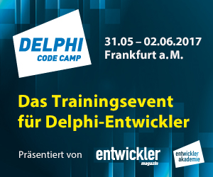Delphi Code Camp 2017