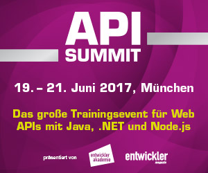 API Summit 2017 in München