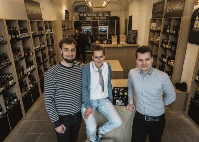 HHL-Absolvent drängt auf Leipziger Markt der Bierfachgeschäfte