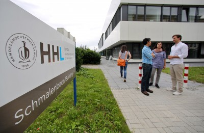Studie: HHL erneut die Top Business School Deutschlands