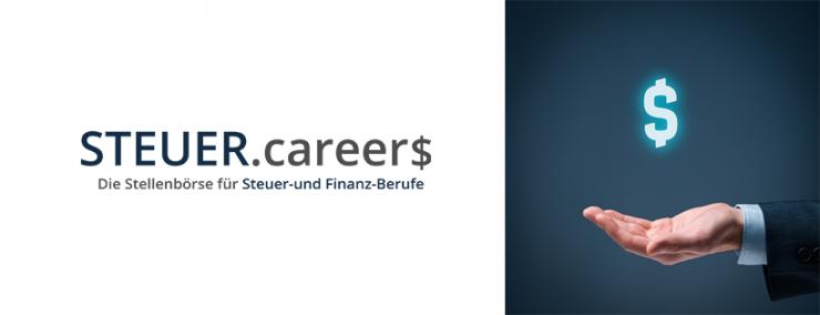 STEUER.careers | Stellenbörse mit Fokus auf allen steuerberatenden Berufen