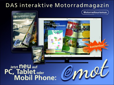 etmot - DAS interaktive Motorradmagazin