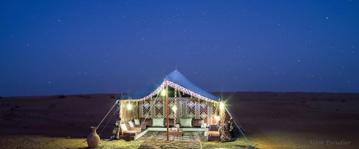 Starwatching Private Camp - Luxus und Authentizität im Oman erleben