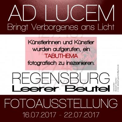 AD LUCEM Fotoausstellung