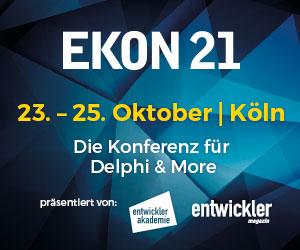 Die 21. Entwickler Konferenz startet im Oktober in Köln