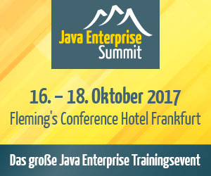 Java Enterprise Summit 2017