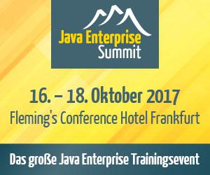 Java Enterprise Summit 2017