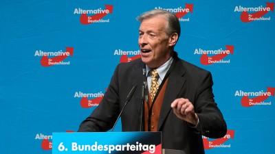 Paul Hampel: Rot-Grün oder Schwarz-Gelb - alles nur Farbenspiele
