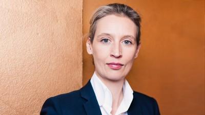 Alice Weidel: Abschiebungen durchsetzen - Schluss mit betreutem Fliegen