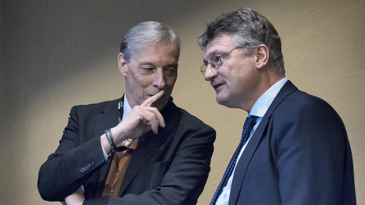 Jörg Meuthen/Paul Hampel: Verbot von linksunten.indymedia war überfällig
