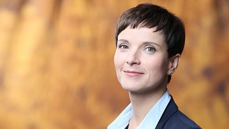Frauke Petry: Merkel möchte Deutschland mit weiteren