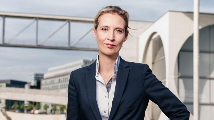 Alice Weidel: Immer mehr Menschen wenden sich von Angela Merkel ab