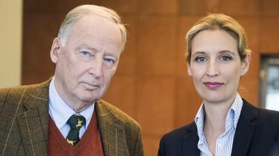Weidel / Gauland: Moderatorin Slomka ist unprofessionell