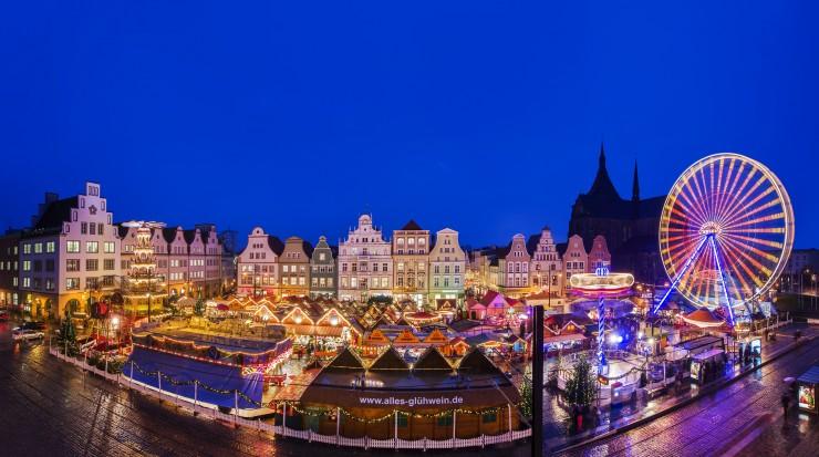 Außergewöhnliche Weihnachtsmärkte mit ibis Hotels: Auf den Spuren von Hanse, Hochadel und Frau Holle