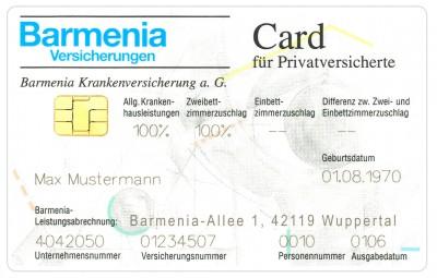 Barmenia Krankenversicherung belohnt kostenbewusstes Verhalten: Rund 84.000 Kunden erhalten Beitragsrückerstattung