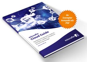 microfin Cloud Guide: umfassender Überblick über den Cloud-Markt