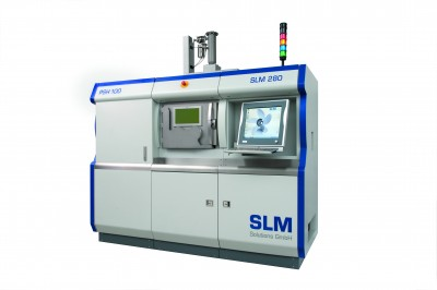 22. TCT Show: SLM Solutions präsentiert additive Fertigungstechnologie in Birmingham