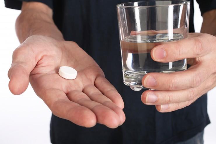 Nicht mal ´ne Maß mit Medikamenten