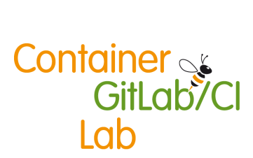 Container GitLab/CI Lab 2017  in Berlin