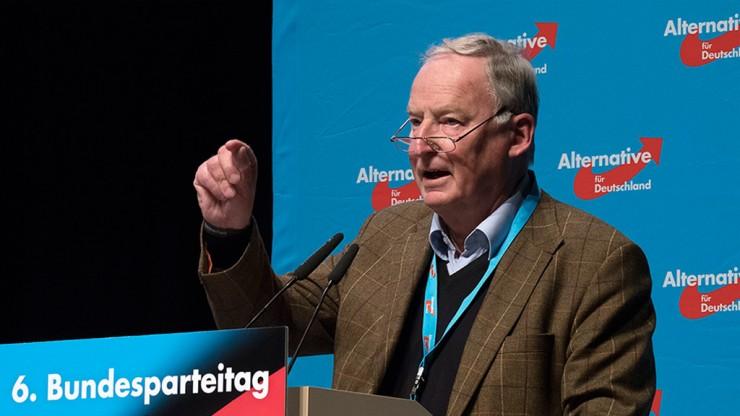 Alexander Gauland: Altmaier hat sich als Demokrat disqualifiziert