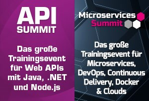 API Summit und Microservices Summit im November in Berlin