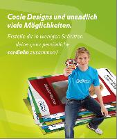 Individualisierte Sammelkarten mit Cardinho selbst erstellen
