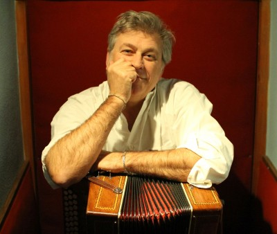 Workshop für diatonisches Akkordeon auf BURG FÜRSTENECK mit Riccardo Tesi