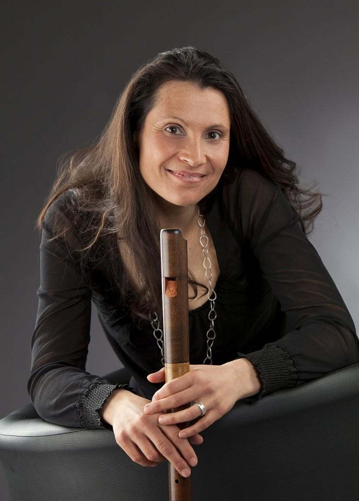 Junges Folk-Ensemble Workshop mit Birgit Muggenthaler-Schmack auf BURG FÜRSTENECK