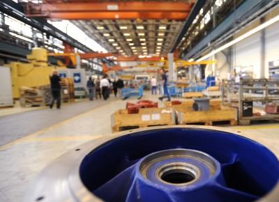 Maschinen- und Anlagenbauer in Sachsen-Anhalt setzen auf Industrie 4.0