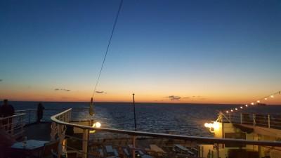 Immer wieder gerne!  Auf Kreuzfahrt zu den Inselperlen der Ostsee