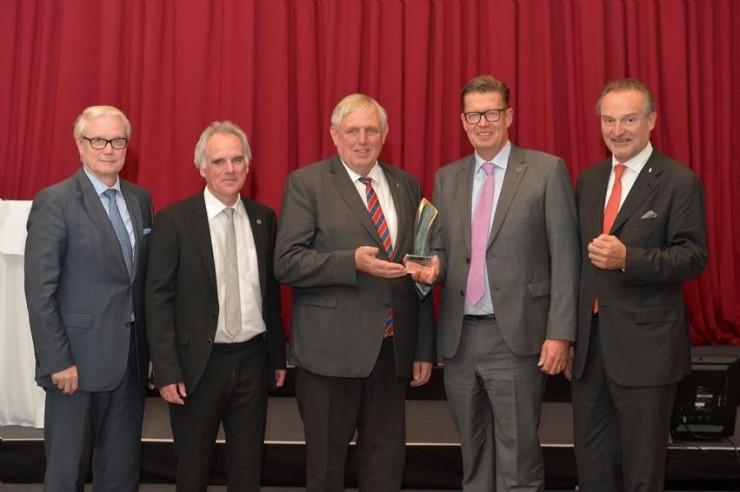 Deutscher Chemie-Preis Köln des VAA: hervorragende Stimmung bei Covestro
