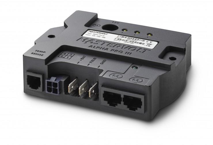 Mastervolt Alpha Pro III: neuer Laderegler für Hochleistungs- und Standard-Lichtmaschinen in Rettungs- und Einsatzfahrzeugen