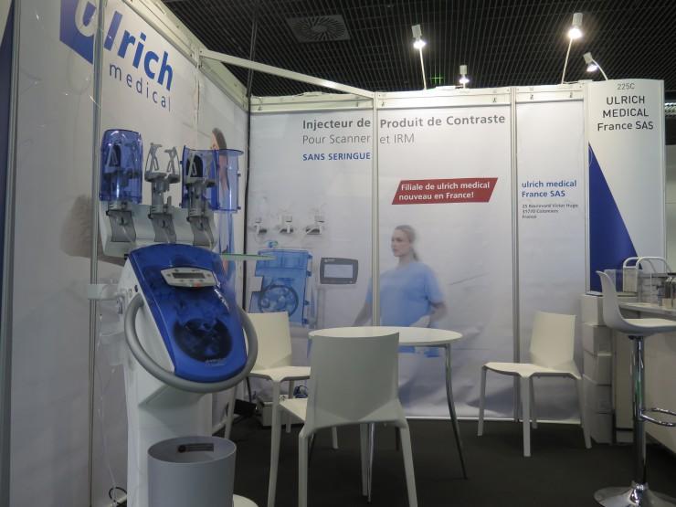 ulrich medical gründet eigene Vertriebsgesellschaft in Frankreich