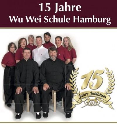15 Jahre Wu Wei Schule für Tai Chi und Qigong in Hamburg