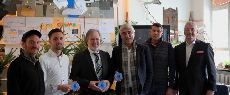 Bundesvereinigung Nachhaltigkeit hat Nachhaltigkeitspreis vergeben