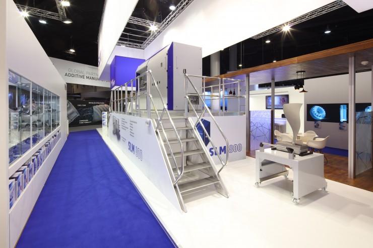 SLM Solutions schließt Großauftrag über mindestens 37 Mio. Euro auf der formnext ab