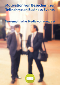 Neue congreet Studie zu Business Events