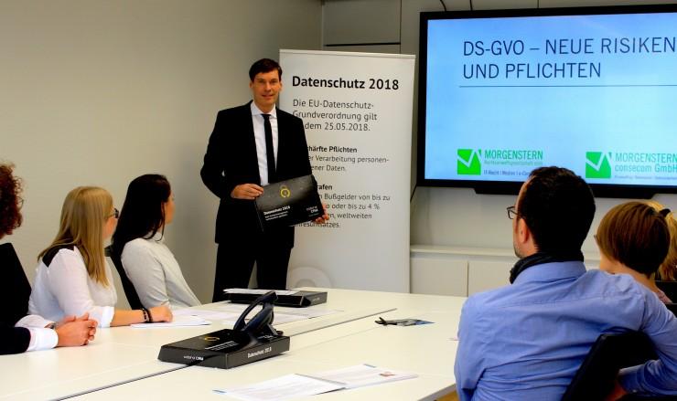 DATENSCHUTZ-ready  erste cobra Partner zertifiziert