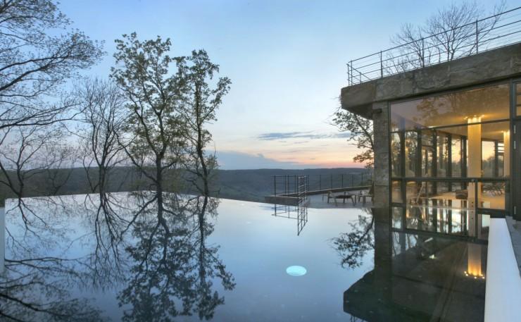Besondere Erlebnisse für Kurzurlauber: Infinity-Pools in Deutschland