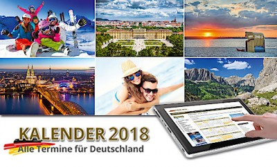Die Ferienplanung der Deutschen beginnt immer öfter im Onlinekalender