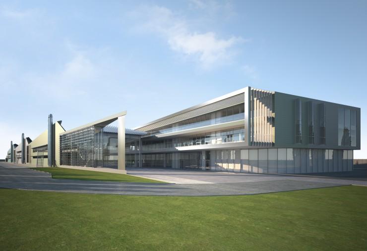 Der Countdown läuft - PETRONAS Lubricants International (PLI) eröffnet 2018 Forschungs- und Technologiezentrum in Turin