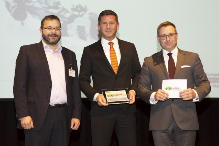 BPW: E-Antrieb für schwere Transporter erhält Europäischen Transportpreis für Nachhaltigkeit