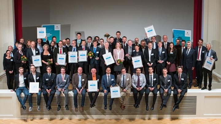 Hugo-Junkers-Preis 2017 verliehen