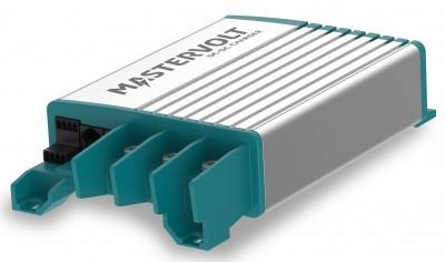 Neues Mac Plus-Gleichstromladegerät von Mastervolt sorgt für konstante Spannung und optimale Stromversorgung der Servicebatterie in Einsatzfahrzeugen
