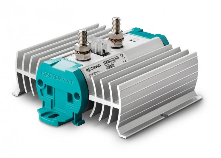 Mastervolt Charge Mate Pro 90: neues strombegrenztes elektronisches Laderelais für sichere Stromversorgung in Rettungs- und Einsatzfahrzeugen
