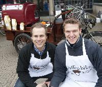 Espresso-Genuss an jedem Ort -  HHL-Absolvent startet bundesweit neues Franchise-System