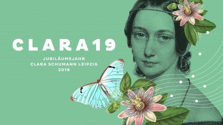 CLARA19  Ein ganzes Jahr für Clara Schumann zum 200. Geburtstag